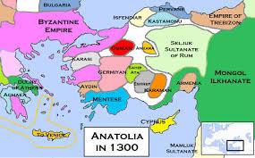 Ottoman Empirr Lost Islamic History The Birth Of The Ottoman Empire
