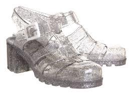 buy multi glitter juju hi jelly shoes from office co uk