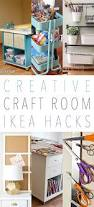 creative craft room ikea hacks the cottage market