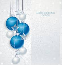 white background with blue ornaments gallery