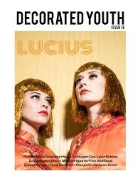 decorated youth magazine 16 by decorated youth magazine issuu