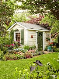 lovable potting shed design fro attractive look and best 25