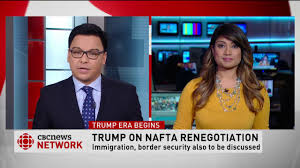Trump Nafta Changes Trump To Meet With Trudeau On Nafta Youtube