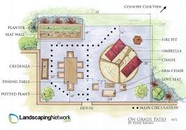 Plans For Outside Furniture by Unique Designing A Patio Layout Patio Designs Tips For Placement