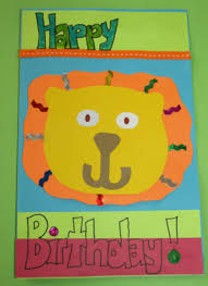 leo birthday card craft wkn webkinz newz