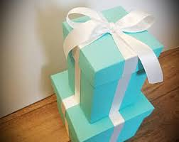 Tiffany And Co Gift Wrapping - tiffany and co theme etsy