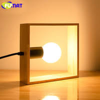 Square Table Lamp Best Modern Wooden Table Lamps To Buy Buy New Modern Wooden