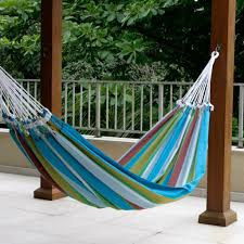 how and where to hang a hammock novica