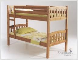 Short Bunk Bed Pine Bunk Beds White Bunk Bed Triple Bunks - Solid pine bunk bed