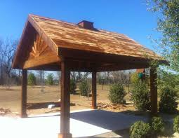 freestanding gable to gable patio cover in fairview texas hundt