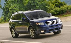 subaru van 2010 survey suggests subaru working on new 7 passenger crossover u2013 news