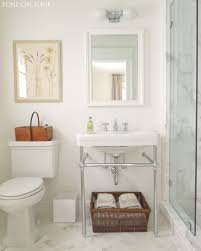 How Much Is A Small Bathroom Remodel Tone On Tone Small Bathroom Renovation