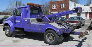1996 international 4700 tow truck item k5010 sold may 2