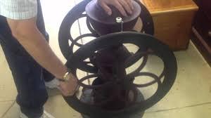 Enterprise Coffee Grinder Large Cast Iron Double Wheel Enterprise American Country Store