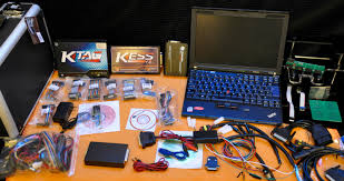 remapping auto tuning bdm laptop with the ultimate setup kess v2