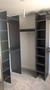why not convert your spare bedroom into a walk in dress room
