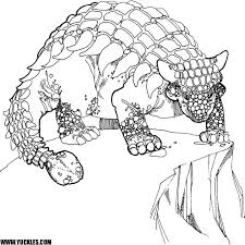 Dinosaur Coloring Pages By Yuckles Dinosaur Coloring Page