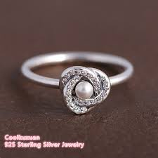 mothers day ring 2017 mothers day original 925 sterling silver luminous knot