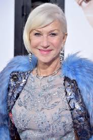 short hairstyle worn beind the ears in layers for fine hair helen mirren bob bobs short hairstyle and haircuts