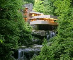 frank lloyd wright waterfall for frank lloyd wright s 150th tours exhibitions and tattoos the