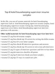 Hospital Housekeeping Resume Skills Sample Resume Of Housekeeping Housekeeper Resume Example Images