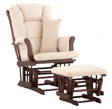 cushioned rocking chairs rocking chairs upholstered gliders