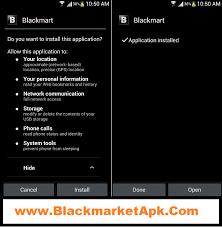 black market app apk blackmarket apk for android os 2018 blackmarket apk
