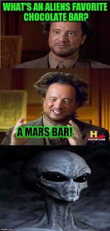 Make A Meme Aliens - bad pun aliens guy a memestermemesterson template yes an old joke