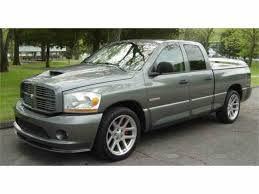 2006 dodge ram srt 10 quad cab for sale classiccars com cc 977187