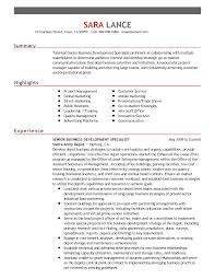 trade resume examples professional senior business development specialist templates to resume templates senior business development specialist