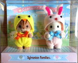 Walnut Nursery Furniture Sets by Sylvanian Families U2013 Japanese Collection U2013 Baby Costume Set U2013 Baby