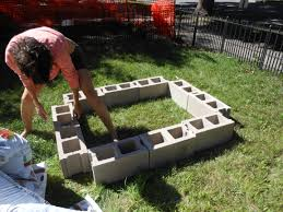 Home Design Building Blocks by Home Design Building Cinder Block Garden Stone Building
