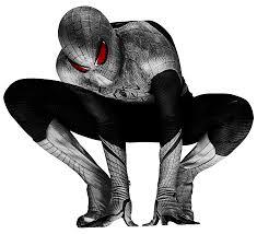 black silver spider man scheme 666darks deviantart