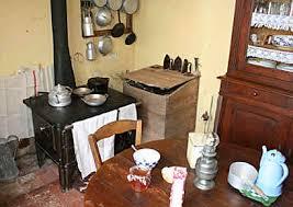 cuisine insalubre la chambre et la cuisine de l institutrice