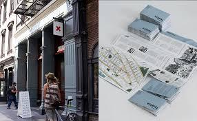Walking Home Design Inc Jack Erwin Wildsam Nyc Walking Map U2013 Tribeca Stitch Design Co