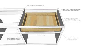 build your own kitchen cabinets free plans ana white diy apothecary style kitchen cabinets diy projects