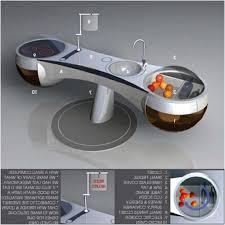 futuristic kitchen design elegant futuristic kitchen appliances u2013 home decoration ideas