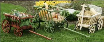 Lawn And Garden Decor Amish Country Woodcraft Outdoor Lawn And Garden Decoration