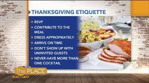 thanksgiving etiquette tips fox13now