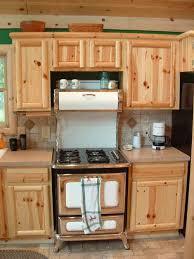 assembled hickory kitchen cabinets kitchen unusual pine kitchens