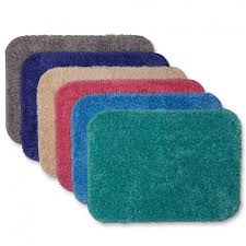 Designer Bathroom Rugs Rugs Soft And Smooth Fieldcrest Bath Rugs For Modern Bathroom