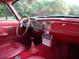 aston martin sedan interior interior aston martin db6 vantage 1966 aston martin db6 vantage