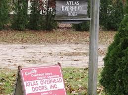 Atlas Overhead Doors Directory Spotlight Atlas Overhead Door Suffield Ct Patch