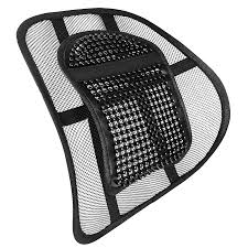 car seat office chair lumbar back support