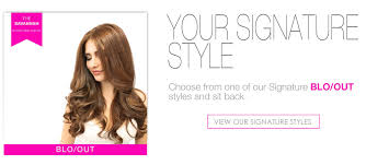 blo out blow dry bar home