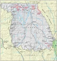 Colorado County Maps by Jackson County Colorado Geological Survey