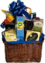 birthday basket birthday celebration gift basket birthday gift baskets happy