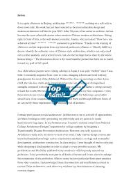 Goal Essay Sample Mba Essay Structure Character Analysis Outline Sample Essays