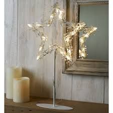 led stand decorative 20warm white lights