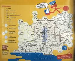 Germany Rail Map by Germany Deutschland Train Rail Maps